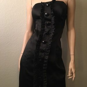 Strapless Arden B dress . So cute. Size med.